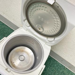 【ご来店限定】*東芝 3合炊き炊飯器 2015年製*製造番号 236251* - 大阪市
