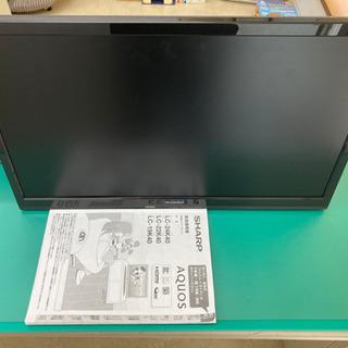 シャープ 22V型 液晶 テレビ AQUOS LC-22K…
