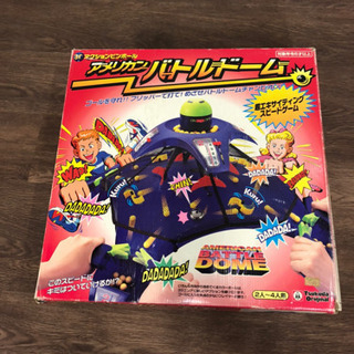 ★アメリカンバトルドーム 3Dアクションピンボール 電池不…