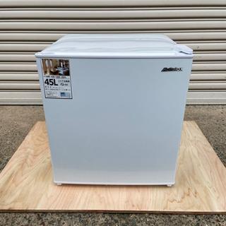 アビテラックス 1ドア 冷蔵庫 2018年製 美品