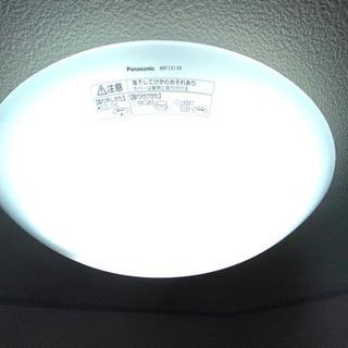 【Panasonic】蛍光灯シーリングライト