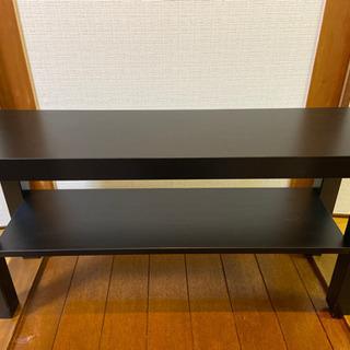 【取り引き者決定】テレビ台木製