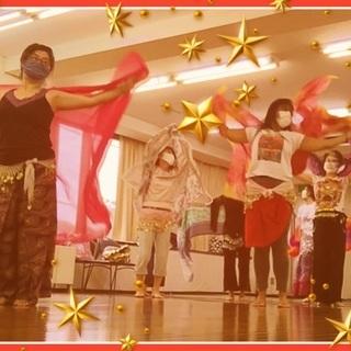 アトリエ ベリーダンス テクニック エクササイズ と 振り付け 藤沢  ベリーダンス シエラザデ - ダンス