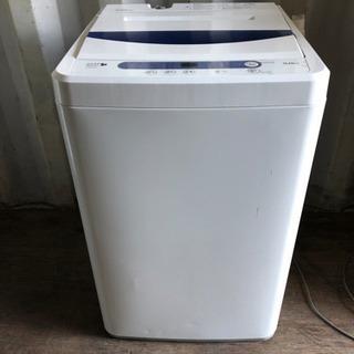 0817-105 ヤマダ電気 ハーブリラックス洗濯機 YW…