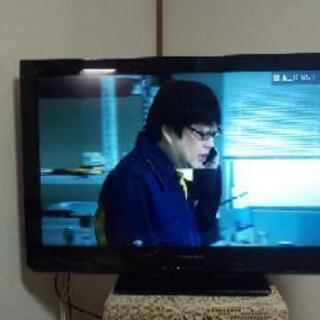 panasonic デジタルテレビとブルーレイDVDプレイ…