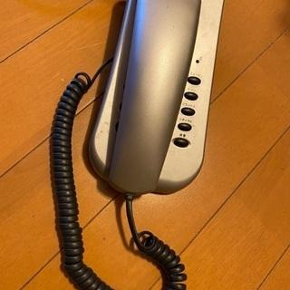 【電力不要】シンプルな電話機