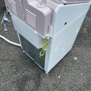 SHARP シャープ 洗濯機 8.0kg ES-PX8C-P 電気洗濯乾燥機 8kg 乾燥機 プラズマクラスター ES-PX8C 2018年製 動作OK USED 中古 − 愛知県