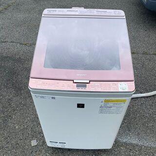 SHARP シャープ 洗濯機 8.0kg ES-PX8C-…