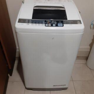 洗濯機 差し上げます【日立:NW-7MY】