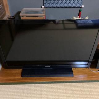 40インチ液晶テレビ 東芝製フルHD2011年製