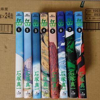 (手渡し希望) コミック 岳 1巻~8巻セット