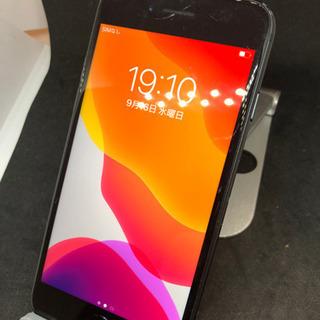 iPhone 7 Black 32 GB SIMフリー #196