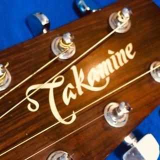 タカミネ アコースティックギター