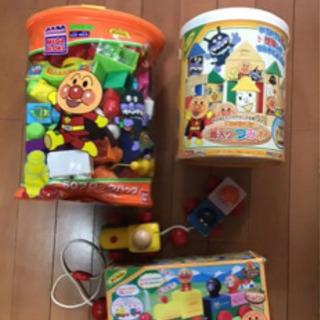 美品‼︎ 超お買い得‼︎ アンパンマン 知育玩具セット