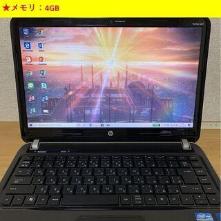 ★新品SSD/グラボ搭載【Windows10】HP 14インチ ...