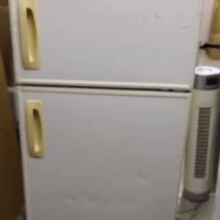 冷凍冷蔵庫 富士通ゼネラル ER-22Rw 1992年製