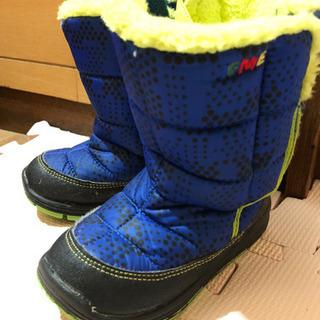 イフミー  ブーツ スノーブーツ 16センチ