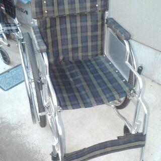 中古車椅子の画像