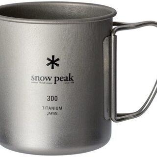 【新品】スノーピーク(snow peak) チタンシングルマグ ...