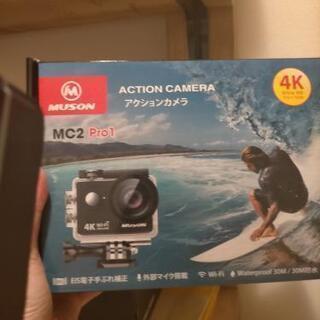 【ネット決済】【新品 】MUSON アクションカメラ