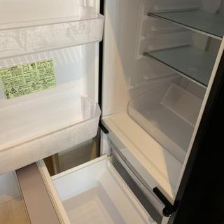 冷蔵庫 シャープノンフロン冷凍冷蔵庫 2019年式