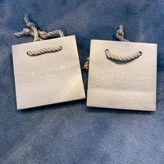 ブルガリ 紙袋 ショップ袋