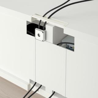 値下げ イケア IKEA ほぼ新品 テレビ台 幅120cm 現地引取歓迎 - 大阪市