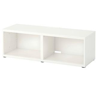 値下げ イケア IKEA ほぼ新品 テレビ台 幅120cm 現地引取歓迎の画像