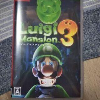 ゲームソフト ルイージマンション3 中古(任天堂switchソフト)