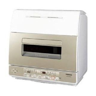 TOSHIBA 食洗機 DWS-600D ホワイト