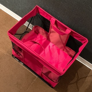 【無料】手荷物収納ボックス お譲りします
