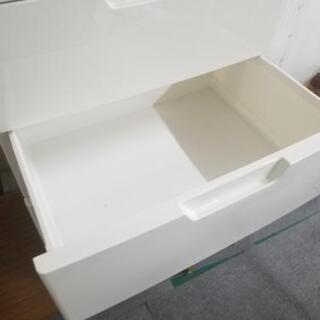 五段ボックス プラスチックタンス - 家具