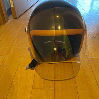 【ネット決済】ヘルメット/使用回数2回/引き取り希望
