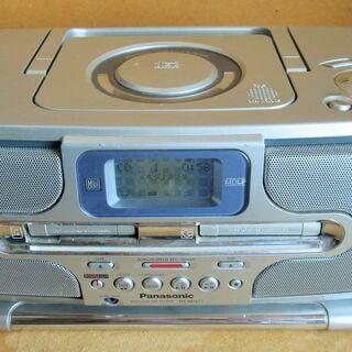 ☆パナソニック Panasonic RX-MDX77 CD・MD...