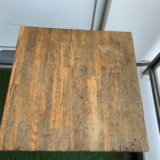 バルコニー テーブル