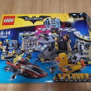 レゴ LEGO 70909 バットケイブへの侵入