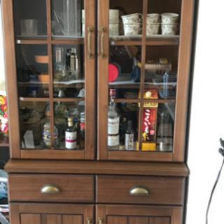 食器棚(値下げしました!)の画像