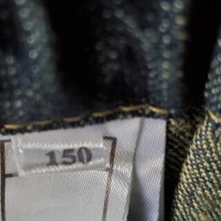 150cm &130cm デニムスカート 2サイズあります。 - 札幌市