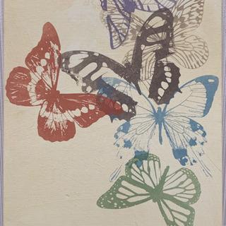 バタフライ 蝶々 アートボード