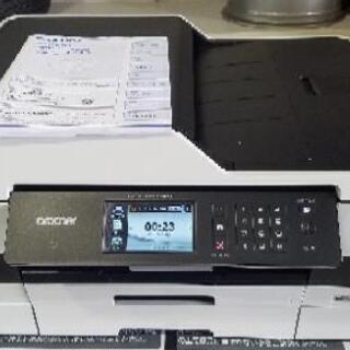 中古プリンターファックス複合機A3対応MFC-J6973C…