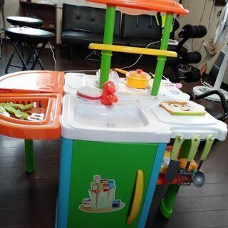 ジャストライクホーム 5wayおままごとキッチン