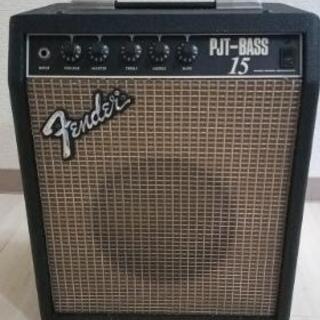 【受け渡し内定】Fender PJT-BASS 15 ベー…
