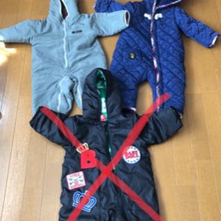ジャンプスーツ  2点セット サイズ70〜80