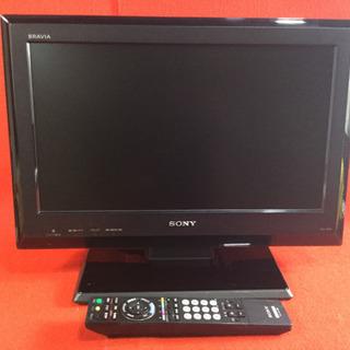 SONY 19型 液晶テレビ KDL-19J5 2009年