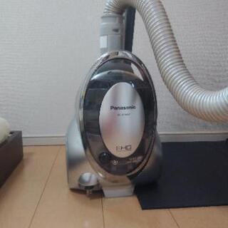 Panasonic 掃除機 フィルター丸洗いできます
