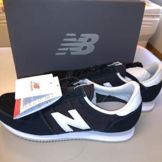 NB ニューバランス スニーカー 黒 26.5cm