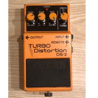 【DS-2 】TURBO Distortion : BOSS