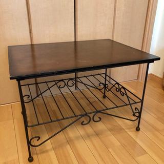 ローテーブル(お譲り先決定しました)