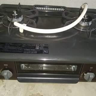 ⬇★ほぼ新品 パロマ IC-S37K-L  都市ガスコンロ 20...