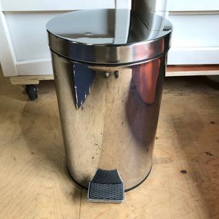 ペダル式 ゴミ箱 ダストボックス